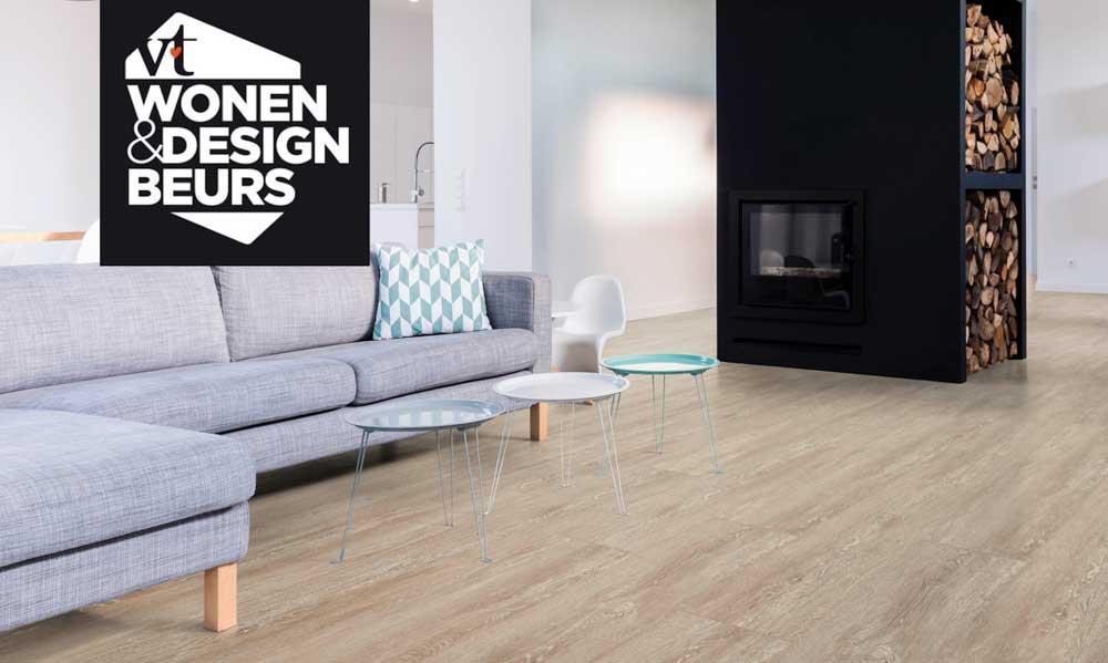 Pvc Vloer Vtwonen : Vt wonen en design beurs vds vloeren