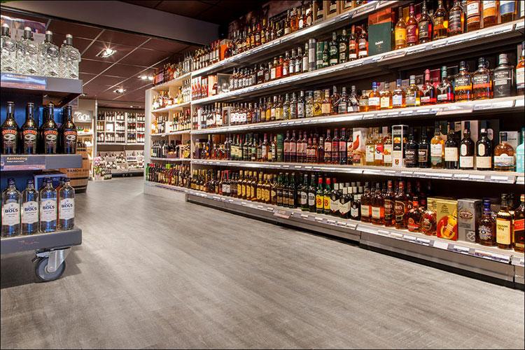coretec binyl winkel vloer 300m2